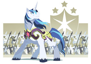 More Shining Armor