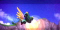 My Chao Emerald Flying