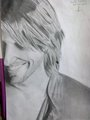 My Keith Urban New Sketch  - keith-urban fan art