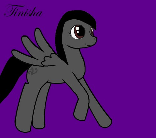My pony OC