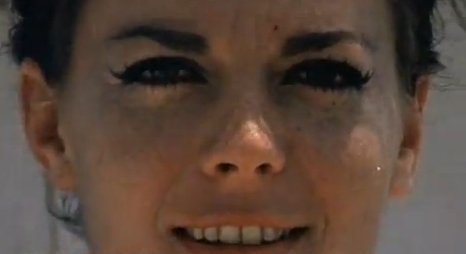 Natalie's eyes