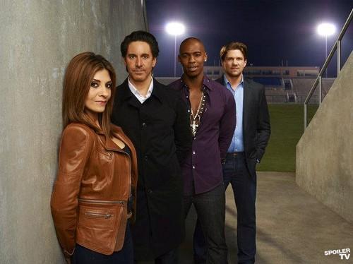 Necessary Roughness cast (season 2)