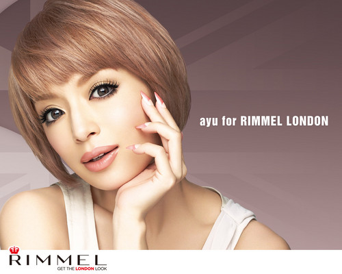 New RIMMEL Londra Soft Creamy Essence Rouge Promotional wallpaper
