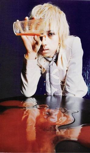 Kiyoharu ~ Kuroyume ~ SADS Обои called NewMaker July 2000