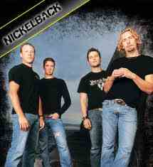 Nickelback wallpaper possibly containing a street, a sign, and a carriageway entitled Nickelback