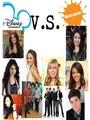 Nickelodeon artist vs Disney artist