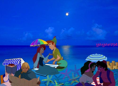 Nights at the playa