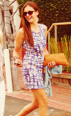 Nina Dobrev | At Fred Segal in West Hollywood (26.04)