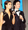 Ian Somerhalder and Nina Dobrev images Nina&Ian photo