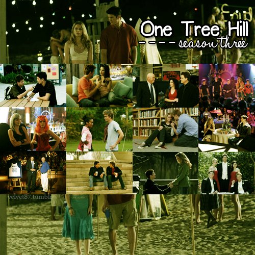 OTH - season three - one-tree-hill Fan Art