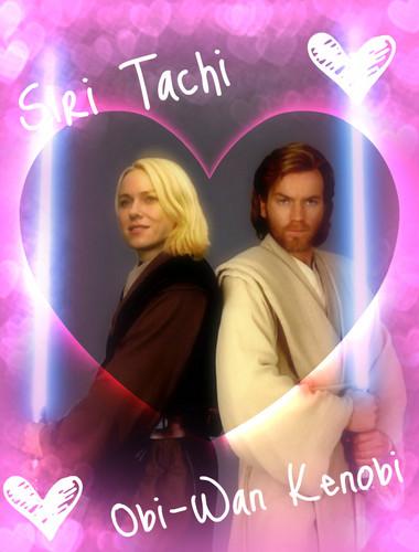 Obi-Wan Kenobi and Siri Tachi Edition