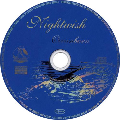 Oceanborn CD's.