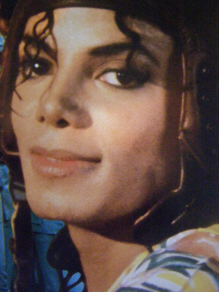 Oh... Michael... I wanna get so close to you.
