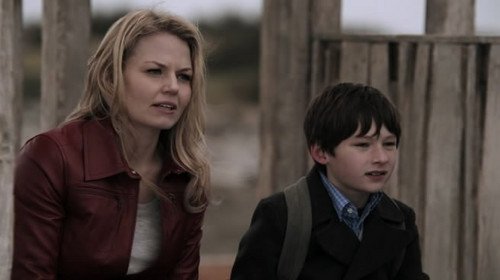 Once Upon a Time - Emma And Henry