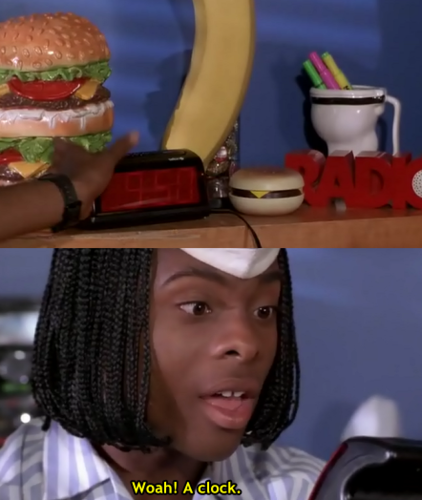 Other famous mga panipi from good burger