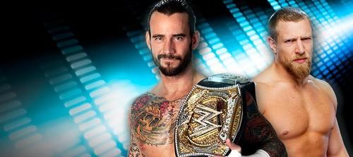 Over the Limit:CM Punk vs Daniel Bryan