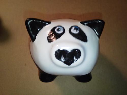 Panda Pig :)