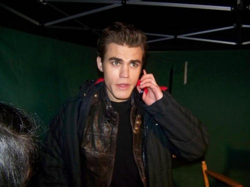 Paul Wesley wallpaper entitled Paul Wesley