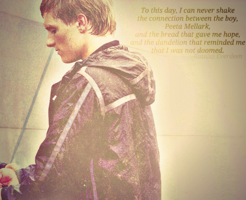 Peeta Mellark वॉलपेपर possibly with a surcoat, सुरकोट called Peeta Mellark