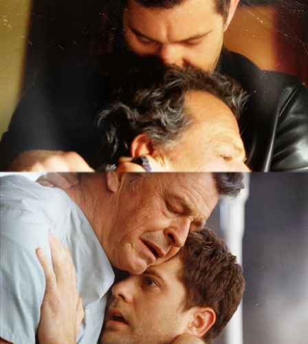 Peter and Walter <3