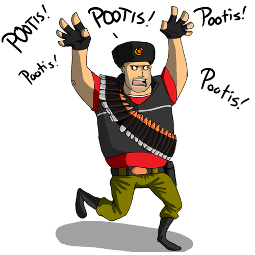 Pootis russian here!!