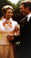 Princess Anne and Mark Phillips engagement announcement