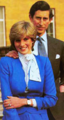 Princess Diana and Prince Charles engagement announcement