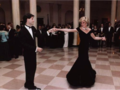 Princess Diana dancing with John Travolta - princess-diana-tribute-page photo