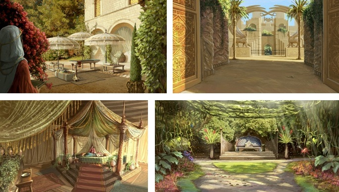 Qarth Concept Art