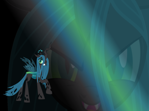 Queen Chrysalis Обои