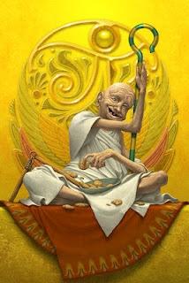 Ra : The Sun God!