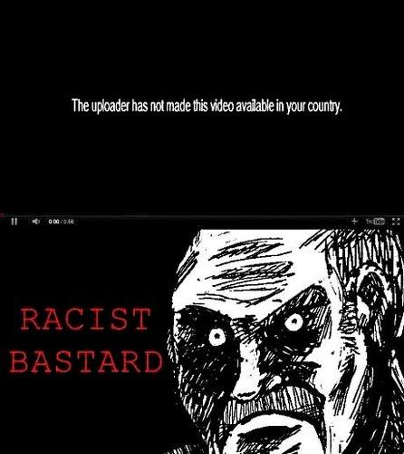 Racist Bastard