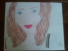 Regina Spektor Drawing 2012