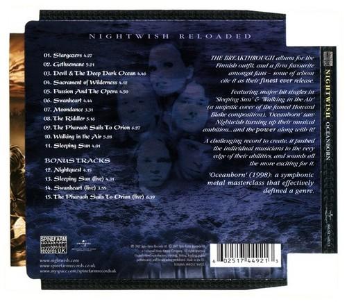 Remastered CD - Album Cover