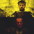 Renly & Stannis - house-baratheon fan art