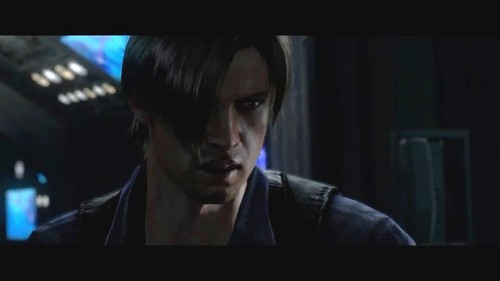 Resident Evil wallpaper possibly with a television receiver entitled Resident Evil 6 - Leon