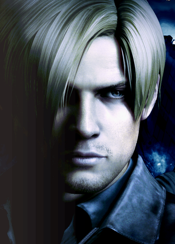 Resident Evil wallpaper called Resident Evil 6 - Leon