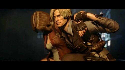 Resident evil 6 - Leon & Helena