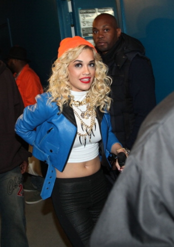 Rita Ora - Attends S.O.B.'s In New York - April 25th 2012 - rita-ora Photo
