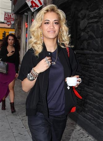 Rita Ora - Heading to the Viper Room in West Hollywood - April 26th 2012 - rita-ora Photo