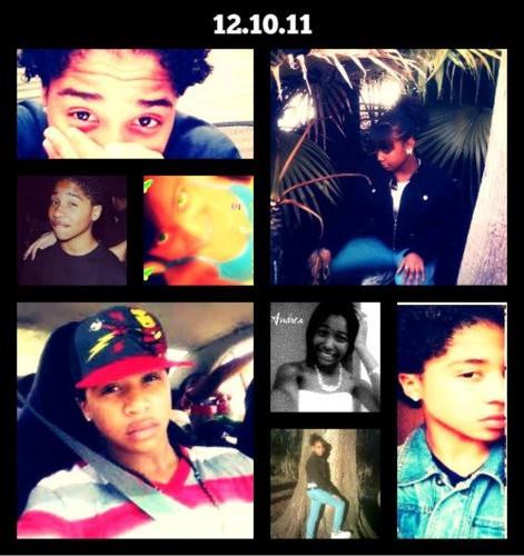 Roc Royal (Mindless Behavior) wallpaper probably with a stained glass window and anime titled Rocs New Girlfriend