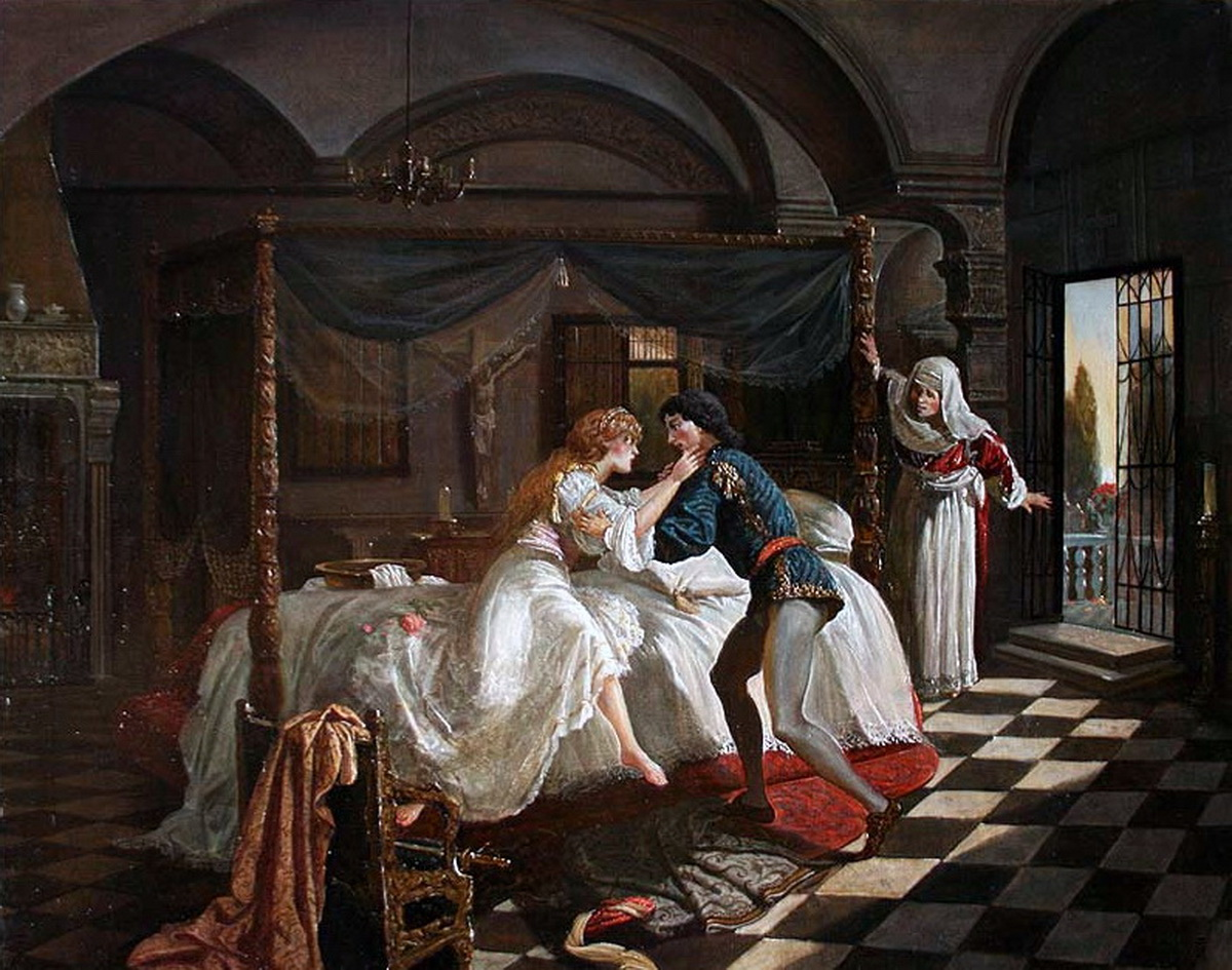 love romeo juliet How does shakespeare show that romeo's love for juliet is real how do his words and actions differ from when he said he loved rosaline in shakespeare's play.