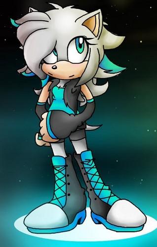 Rosa the Hedgehog