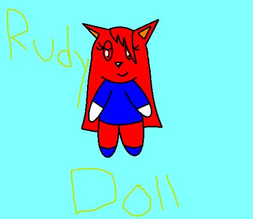 Rudy doll [RQ]