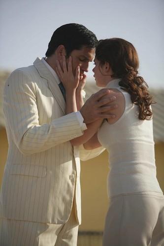 "Ruth & Jim Caviezel in Mini Series ""The Prisioner"" <3"