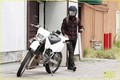 Ryan Gosling: Motorcycle Getaway - ryan-gosling photo