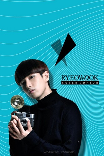 Ryeowook A-cha!