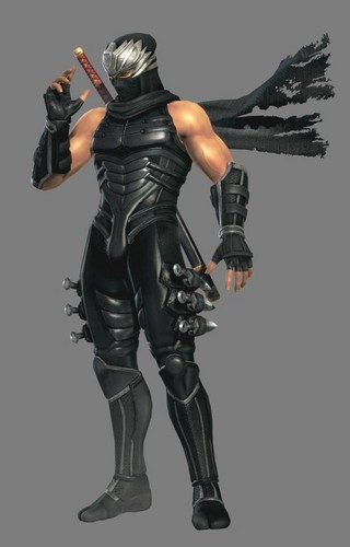 Ryu render in DOA5