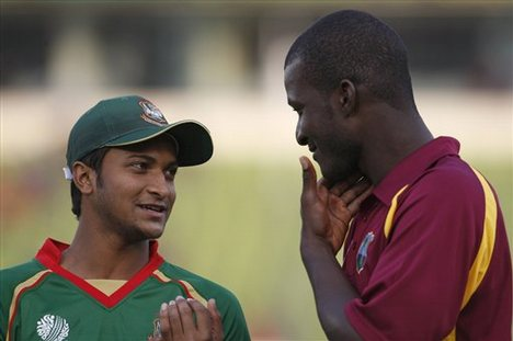 SHAKIB HIS FRIEND
