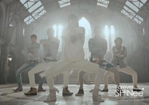 SHINee Sherlock Screencaps - blingers